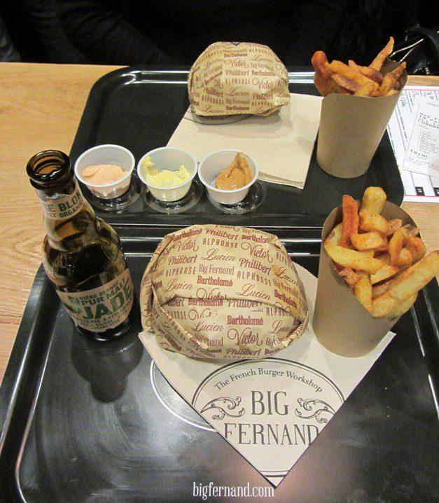 Big Fernand - burgers
