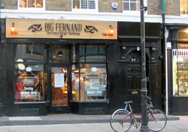 Vive Les Hamburges The Big Fernand Review