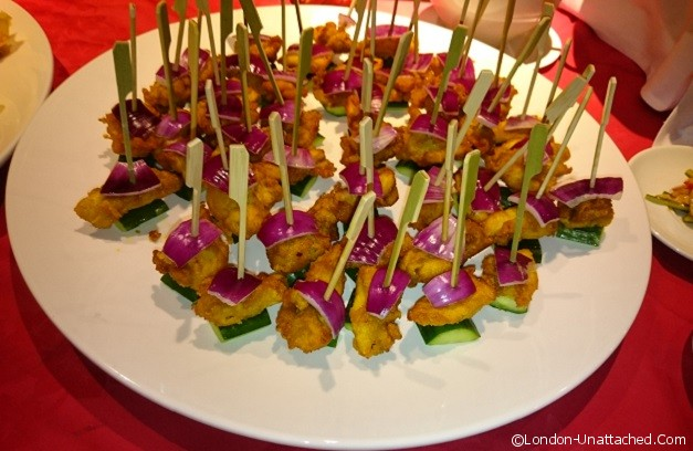 Chicken Satay Skewers