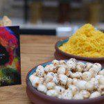 Holi snacks Cinnamon kitchen