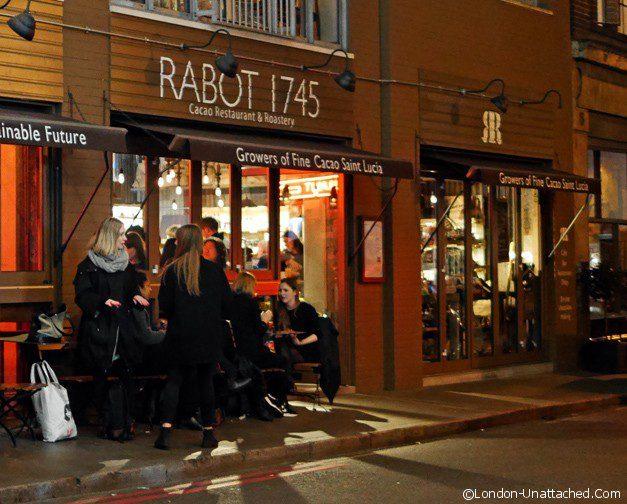 Rabot 1745 - hotel chocolat exterior
