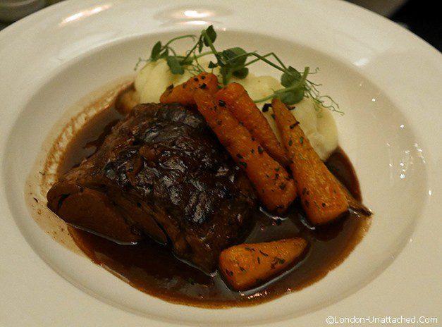 slow cooked lamb - Rabot 1745 - hotel chocolat