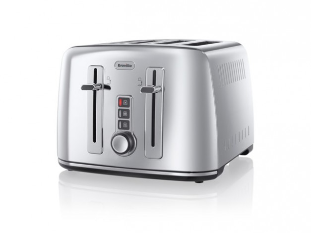 Breville toast to the top toaster four slice
