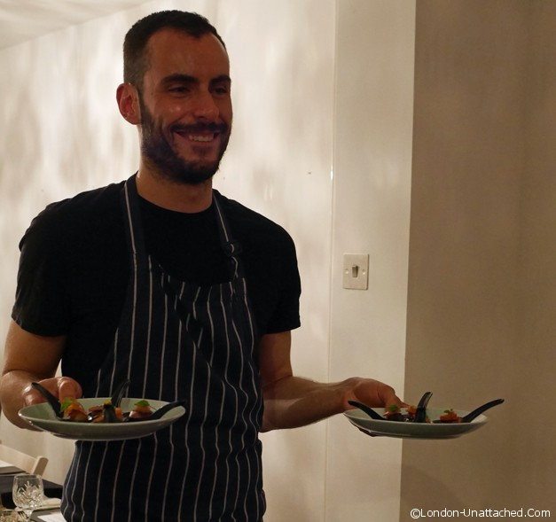La Belle Assiette - Chef