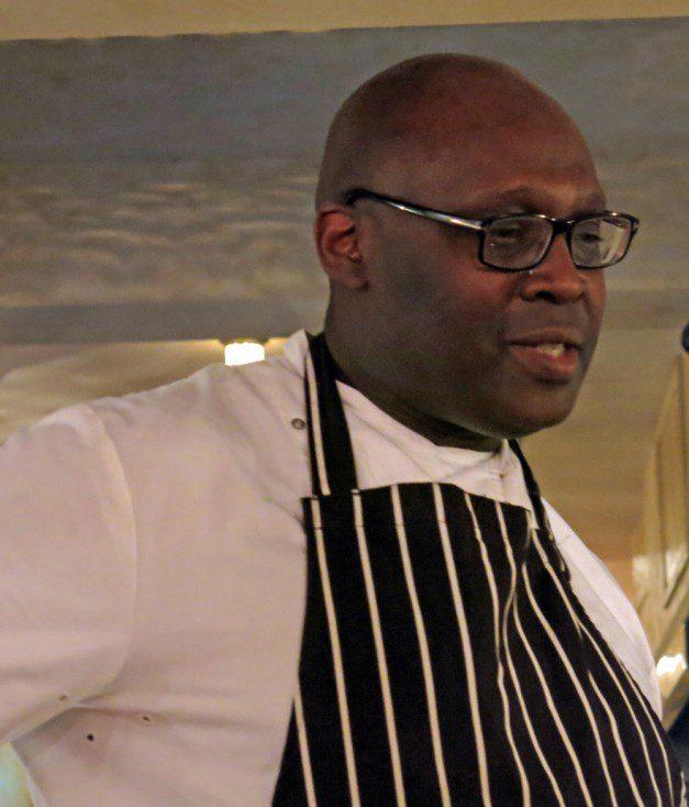 Le Menar Chef Vernon