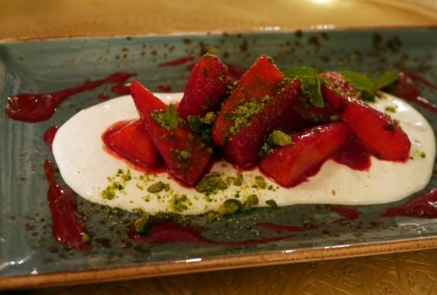 Le Menar Strawberries and Cream