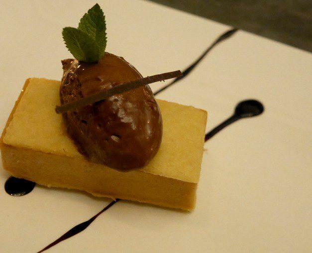 Rabot 1745 - hotel chocolat - dessert