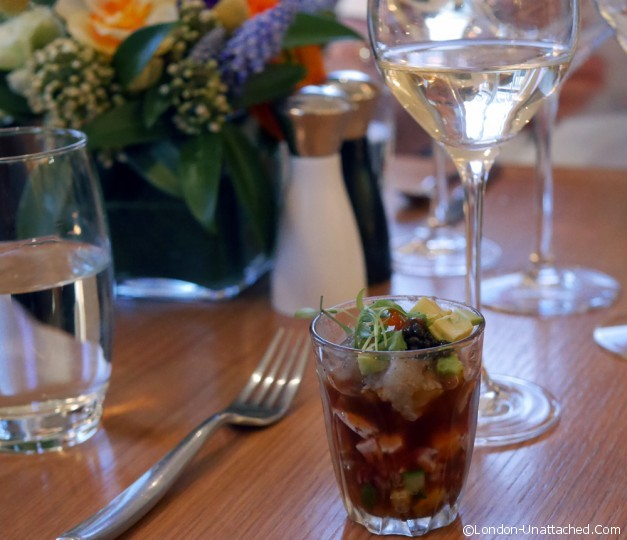Selfridges Mexico Amuse Bouche