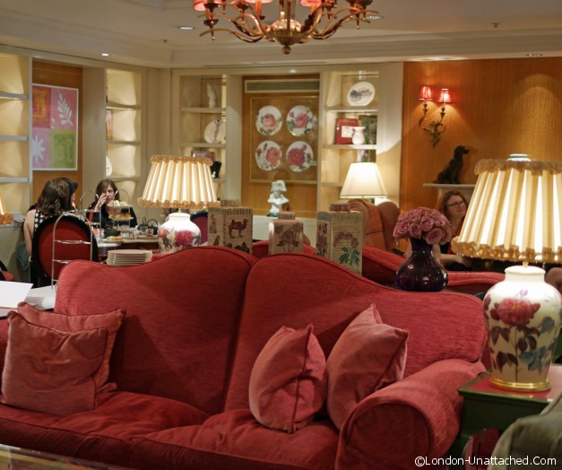 The Rose Lounge - Sofitel St James