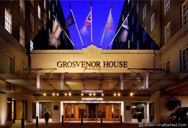1- Grosvenor House, A JW Marriott Hotel