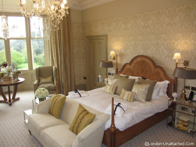 Bedroom - Clevedon Hall