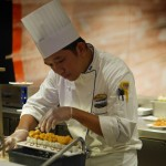 Anthem of the Seas sushi Chef