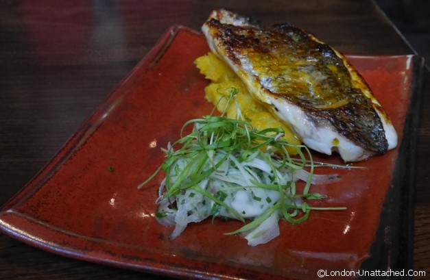 Coya Sea Bream