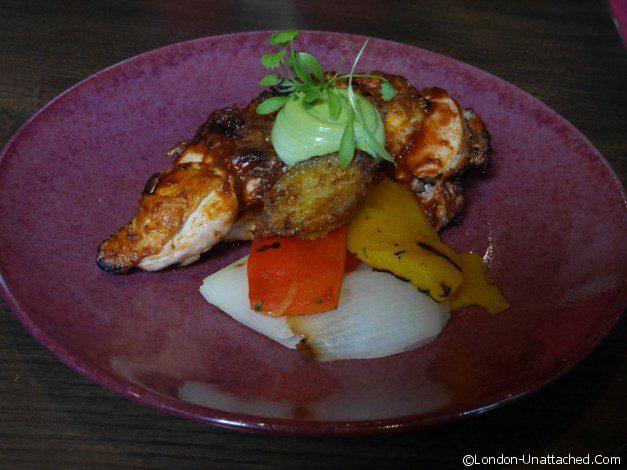 Coya - chicken