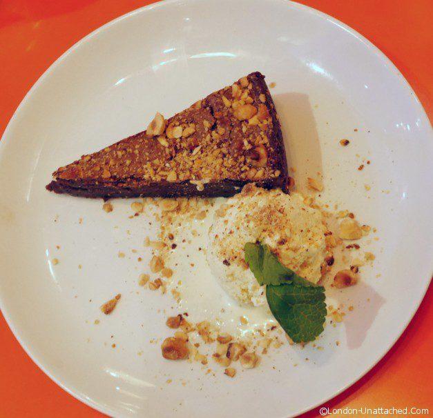 Kupp dessert