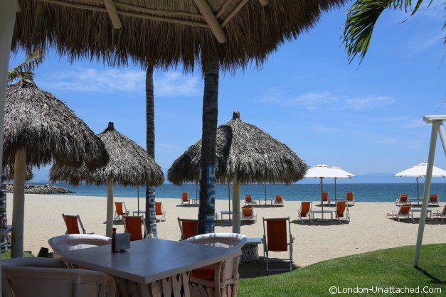 Mexico Beach in Nuevo Vallarta