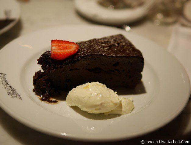 Randall and Aubin Dessert