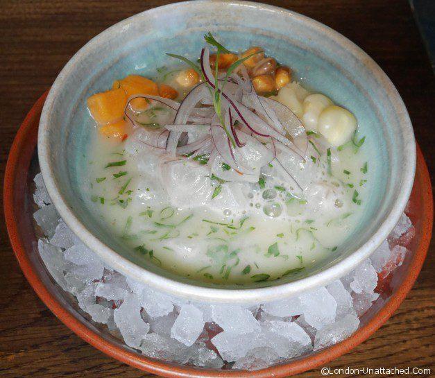 coya - Seabass Ceviche