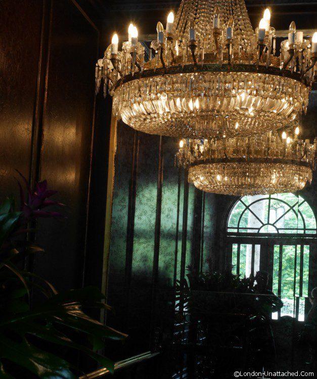 coya chandelier