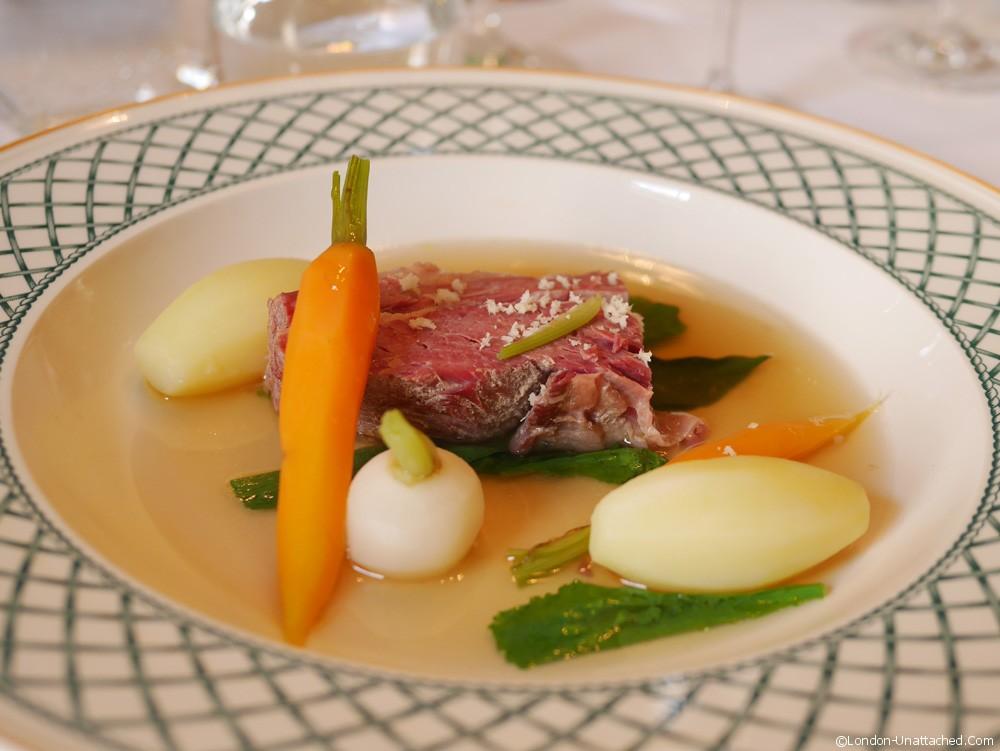 l'escargot restaurant beef