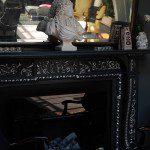 l'escargot fireplace