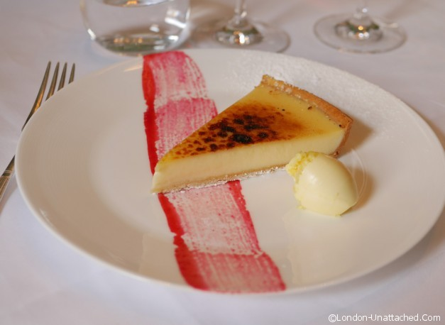 l'escargot lemon tart