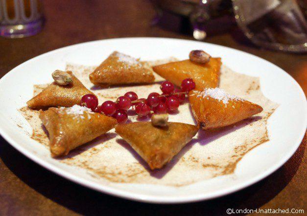 mamounia dessert