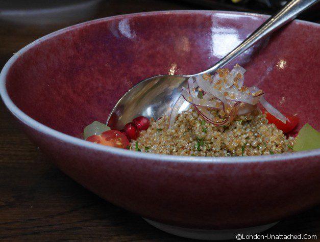 quinoa salad coya