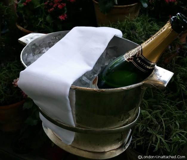 royal horseguards hotel tattinger champagne