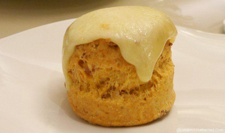 Athenaeum hotel cheese scones