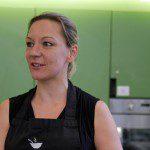 Bronte from Scandi Kitchen at Västerbottensost event