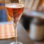Champagne and Fromage Brixton Grand Cru Rose