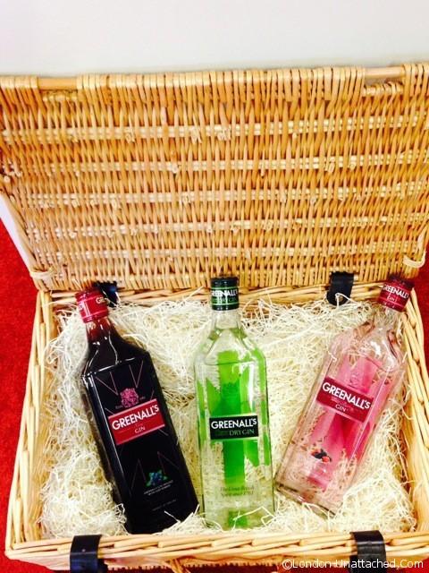 Greenalls Gin Hamper