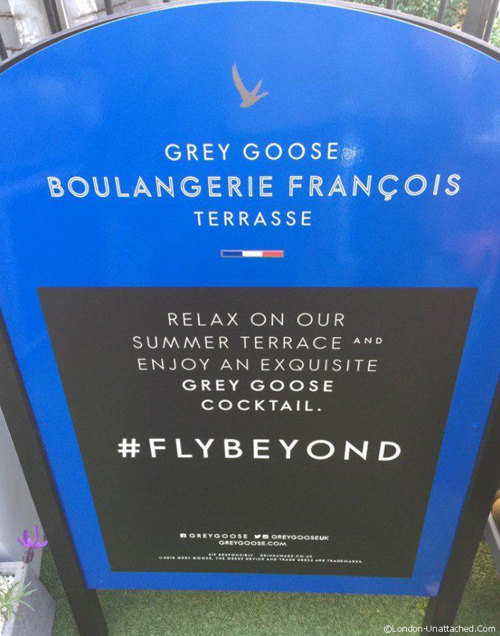 Grey Goose Boulangerie Francois