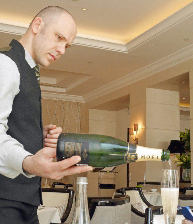 Intercontinental London Park Lane Champagne