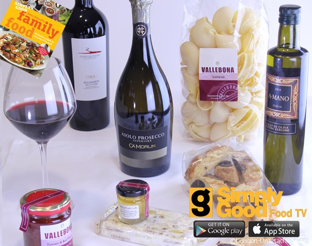 Italian Food Hamper from Simply Food TV