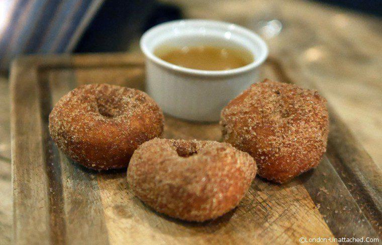 Jar kitchen - doughnuts