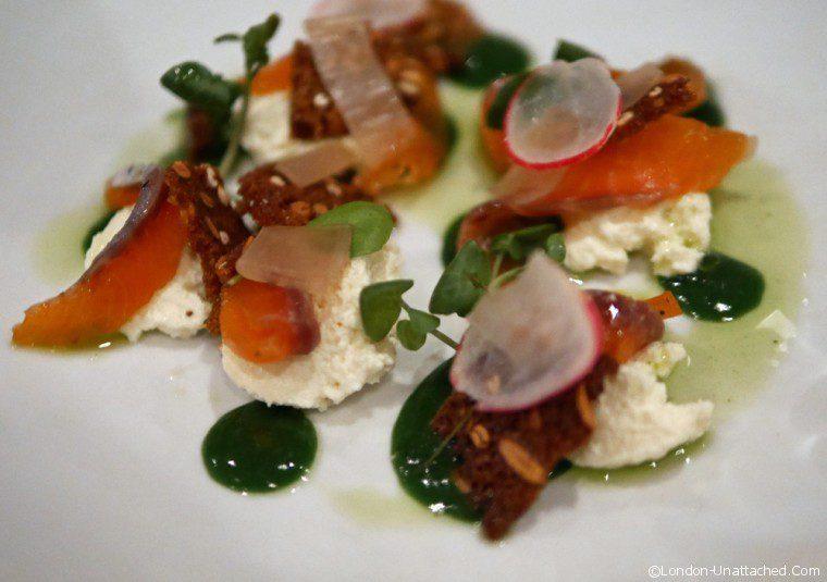 Jar kitchen - salmon