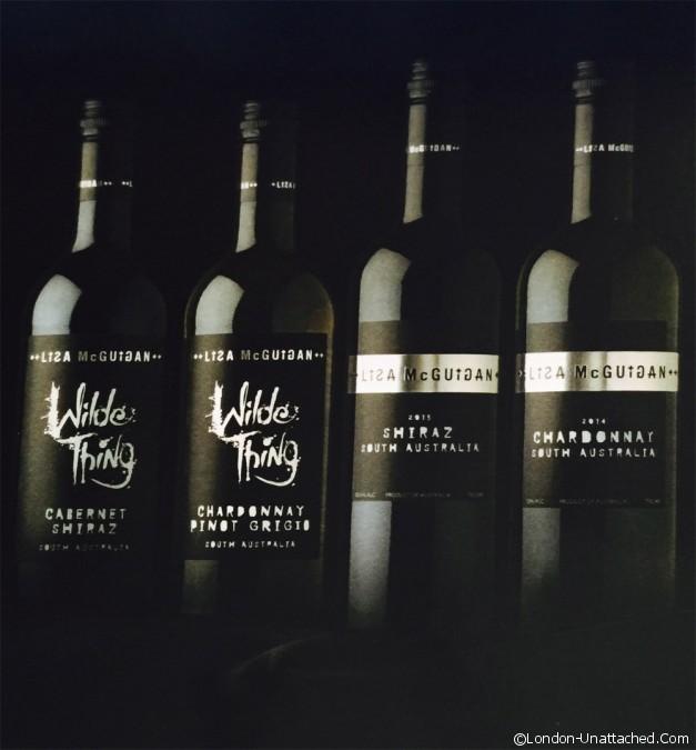 Lisa mcGuigan Wines
