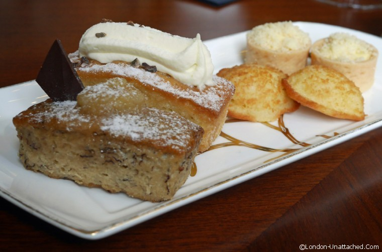 Mandarin Oriental Cakes