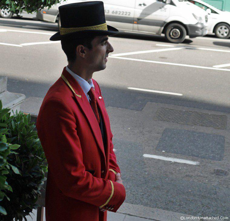 Mandarin Oriental Doorman