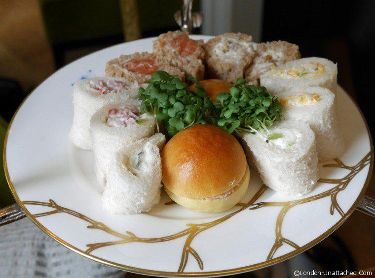 Mandarin Oriental Sandwiches Knightsbridge