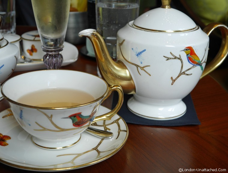 Mandarin Oriental Afternoon Tea Knightsbridge