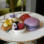Afternoon Tea at the Mandarin Oriental Hotel