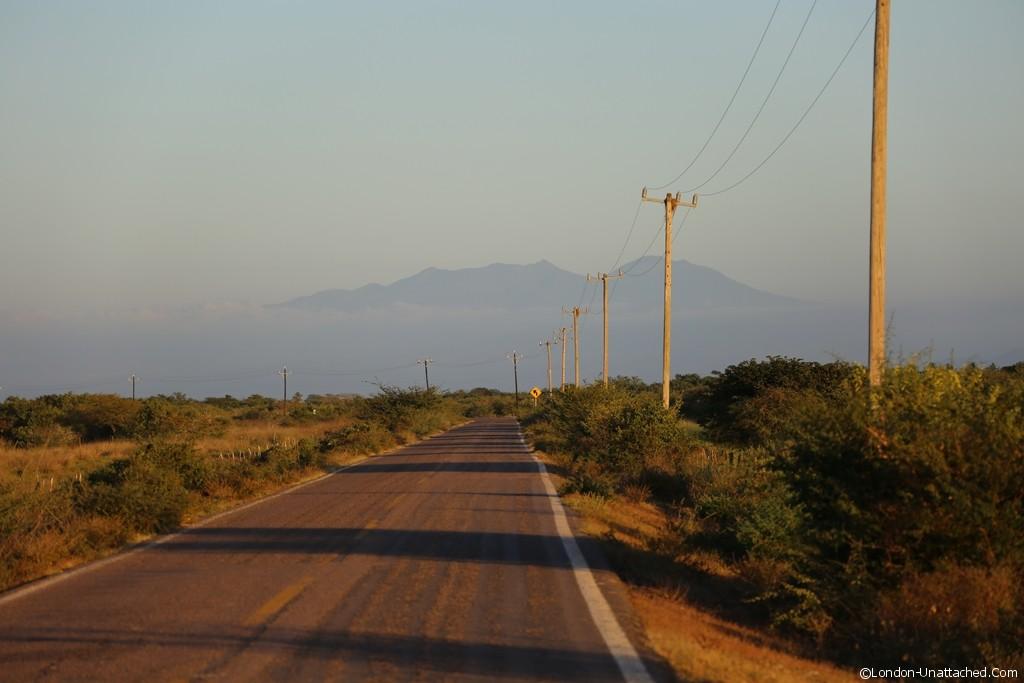Mexico Mexcaltitan Road To San Blas