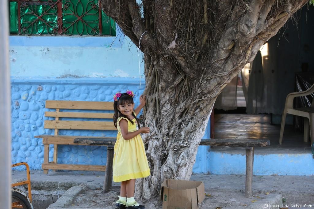 Mexico Mexicaltitan Child