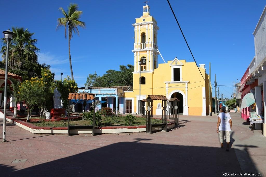 Mexico Mexicaltitan Plaza Square