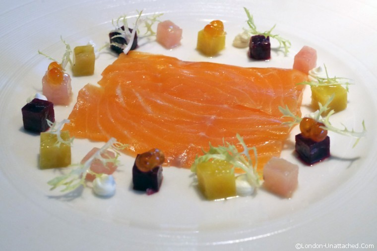 House Smoked Salmon - Sanderson