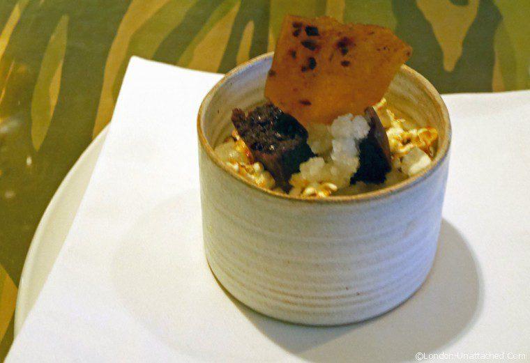 Sanderson - Dessert