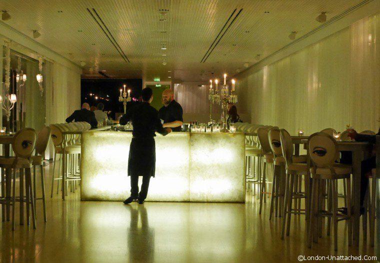 Sanderson - The Long Bar